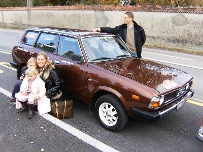 Subaru A67 - die Legende! Erster 4x4-Kombi der in Grosserie gebaut